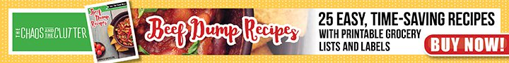 beef dump recipes