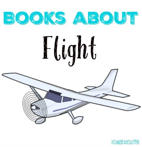 Books About Flight including the history of flight, pioneers in air travel, types of aircraft and more