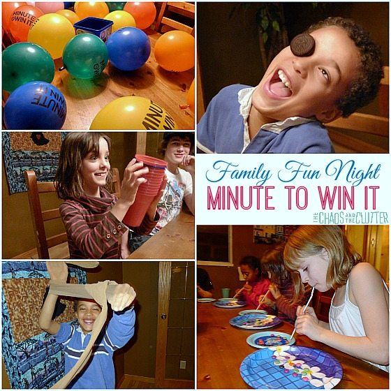 Christmas Party Games Ideas For Adults: Dollar Store Minute To Win It