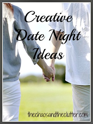 60 Creative Date Night Ideas
