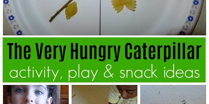 The Very Hungry Caterpillar activity, play, and snack ideas #theveryhungrycaterpillar #bookactivityideas