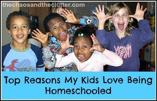 reasons my kids love being homeschooled