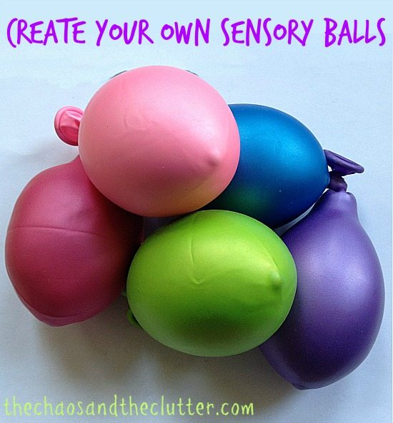 How to make a stress ball (also called sensory balls) for just pennies each.