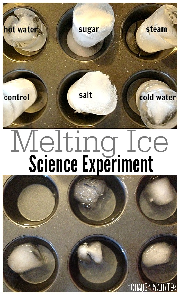 Melting Science