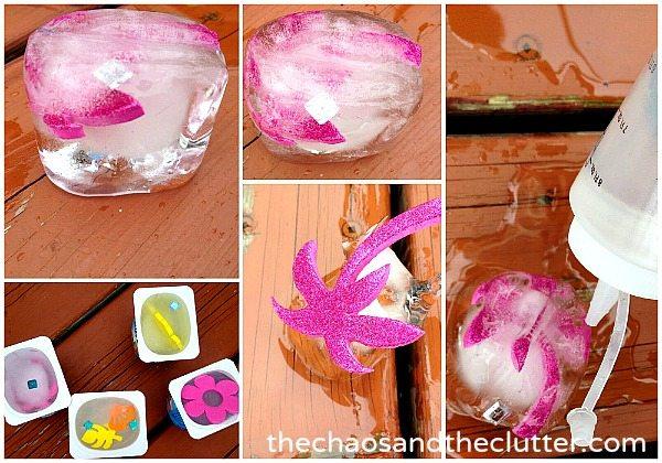 little frozen treasures