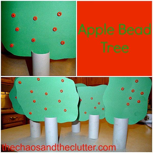 Apple Bead Tree