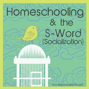 Homeschooling and the S-Word