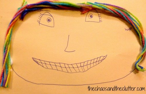 I Feel Silly happy face