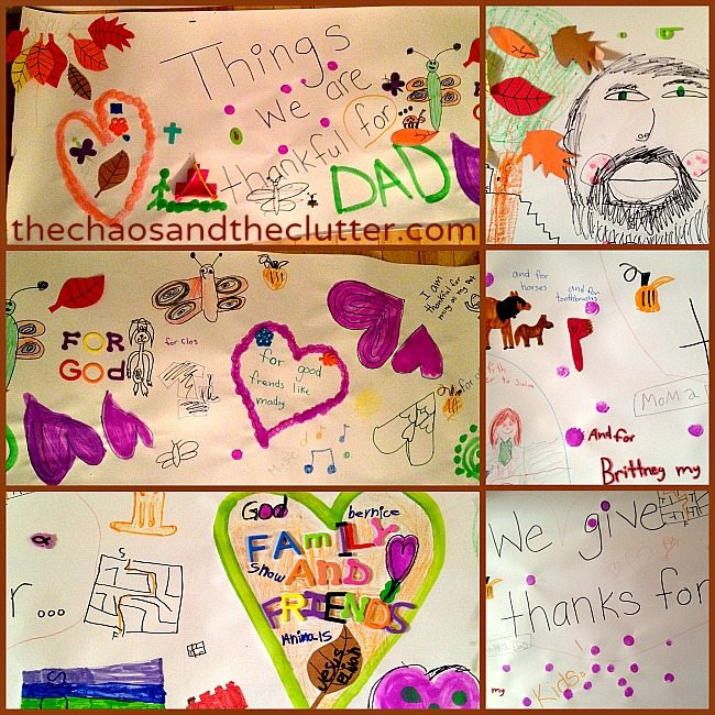 Thanksgiving Posters