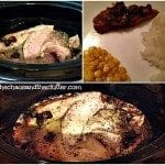 crock pot prune & olive chicken (really, it's better than it sounds!)