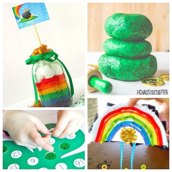 With St. Patrick's Day approaching, I thought this would be a great time to feature some of the fabulous St. Patrick's Day kids activities and ideas out there that you may be able to use with your family.