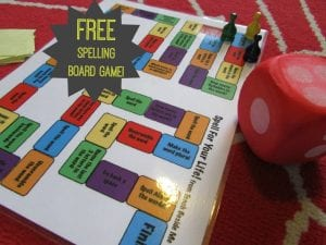 free spelling game
