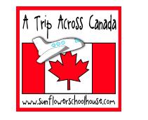 a trip across Canada