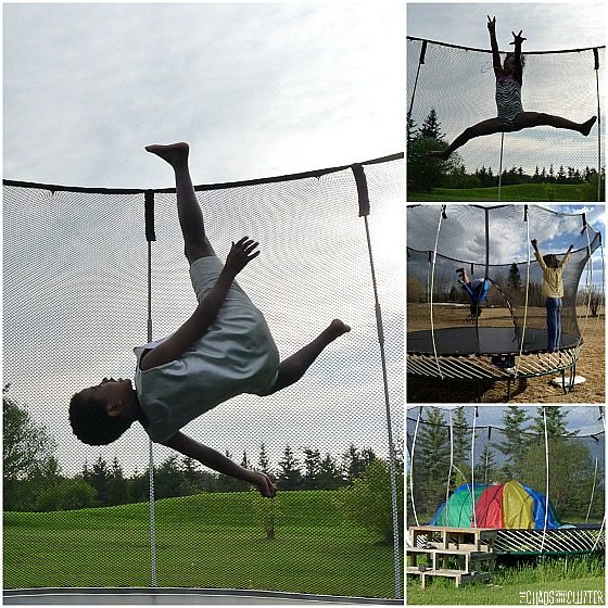 Trampoline Games and Activities