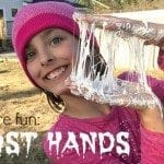 ghost hands: the most fun that can be had around a campfire!
