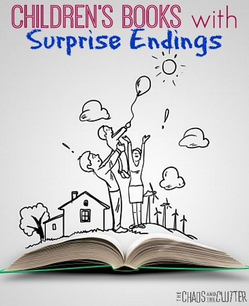 10 Children's Books with Surprise Endings