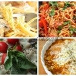 One-Pot Pasta Dishes
