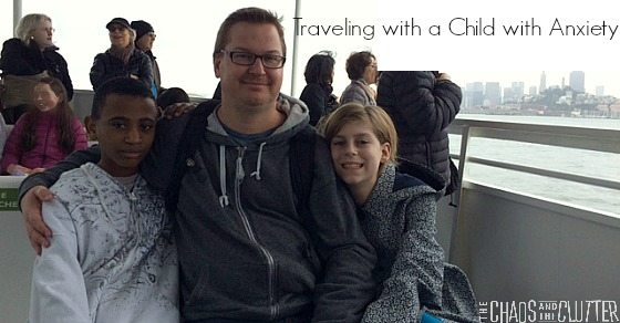 Travel with a Child with Anxiety