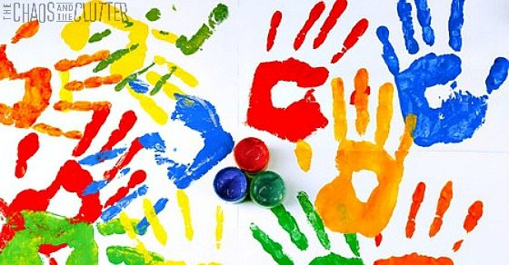 Art Activities For Active Kids