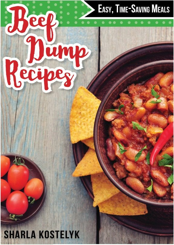Beef Dump Recipes - the fastest way to make freezer meals! Includes recipes, printable shopping lists and printable labels. Also comes with instructions to make them gluten free.