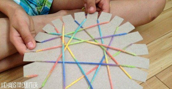 string weaving