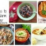 25 Soup Recipes that will help keep you warm this winter!