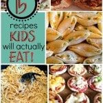15 recipes kids will actually eat!