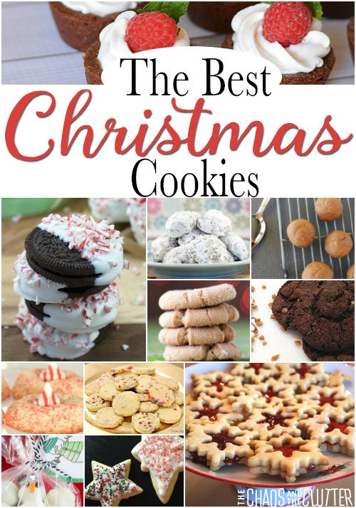 The Best Christmas Cookies