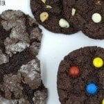 Easy Cake Box Cookies made 3 ways
