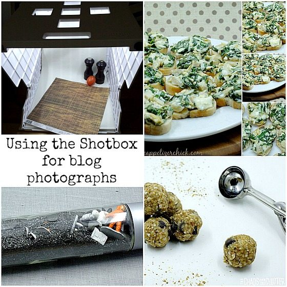 Using the Shotbox to improve your blog photography