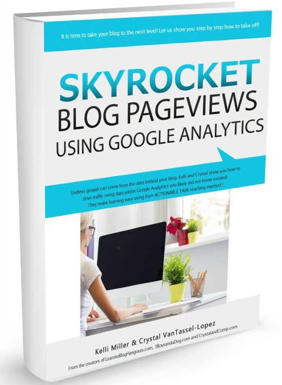 Skyrocket Blog Pageviews with Google Analytics