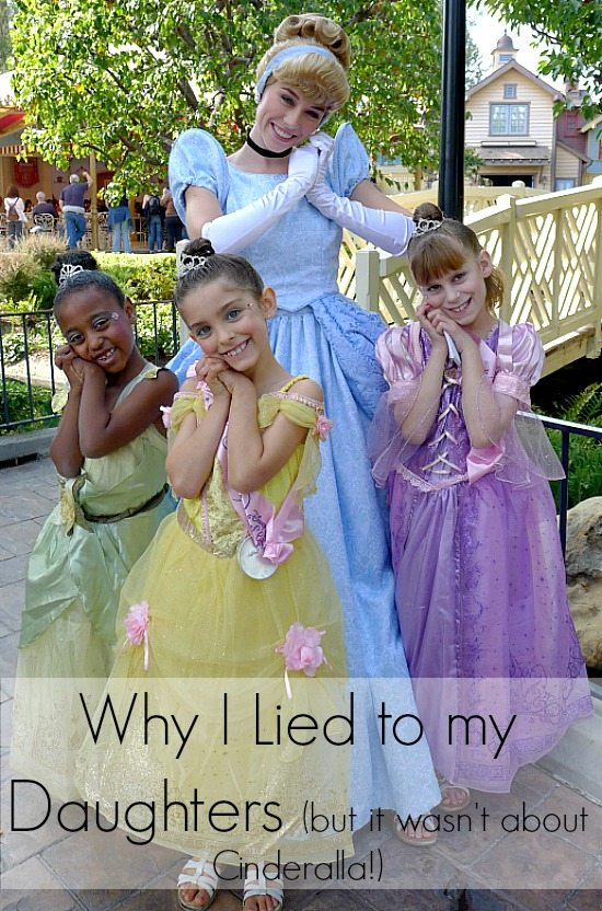 Why I Lied to my Daughters and why if the same situation happened, I would do it again