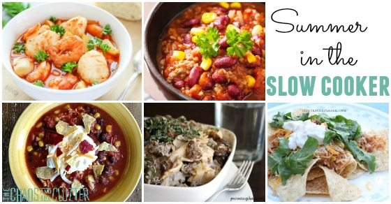 Summer in the Slow Cooker