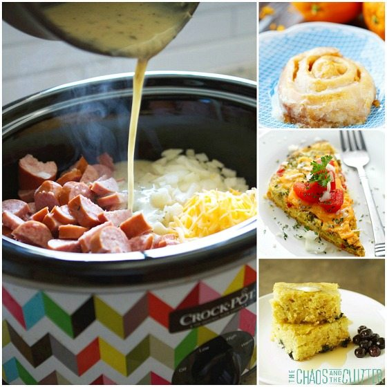 Breakfasts in the Slow Cooker square