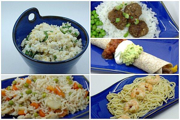 Dinner in 20 meals