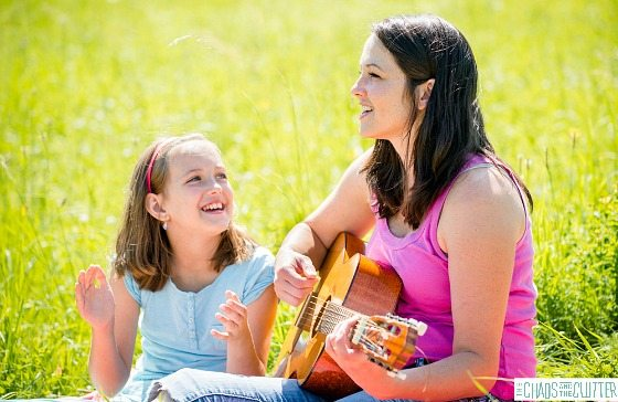 Choosing a Special Song to Dedicate to Your Child