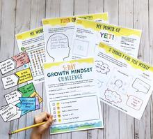 Growth Mindset Challenge Kit