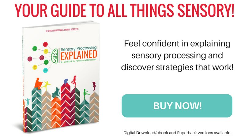 Sensory Processing Explained: A Handbook for Parents and Educators - your guide to all things sensory
