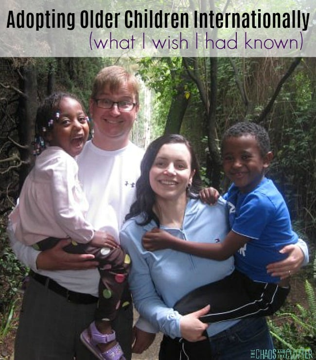 Adopting Older Children Internationally (what I wish I had known) #adoption #internationaladoption #olderchildadoption #childadoption