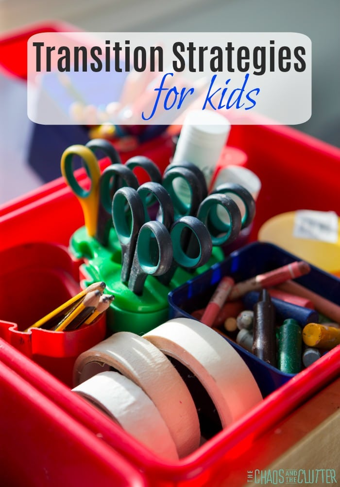 Transition Strategies for Kids #specialneedsparenting #parentingtips #transitions