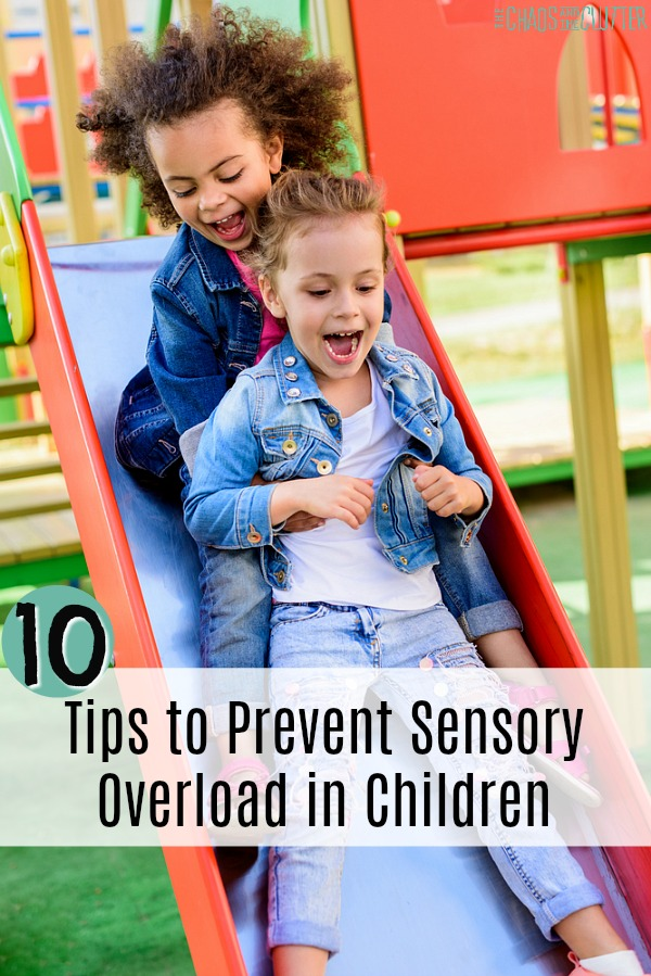 10 Tips to Prevent Sensory Overload in Children #sensory #spd #sensoryoverload #sensoryprocessingdisorder #specialneedsparenting