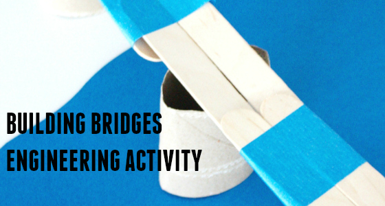 Building Bridges Engineering Activity
