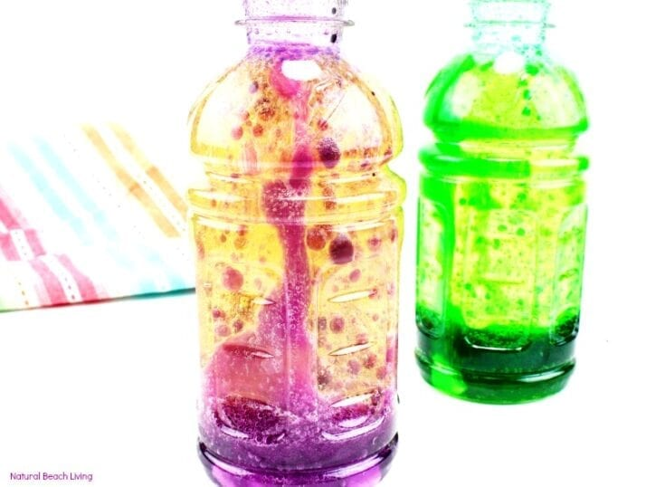 Lava Lamp Science Project - How to Make a Lava Lamp